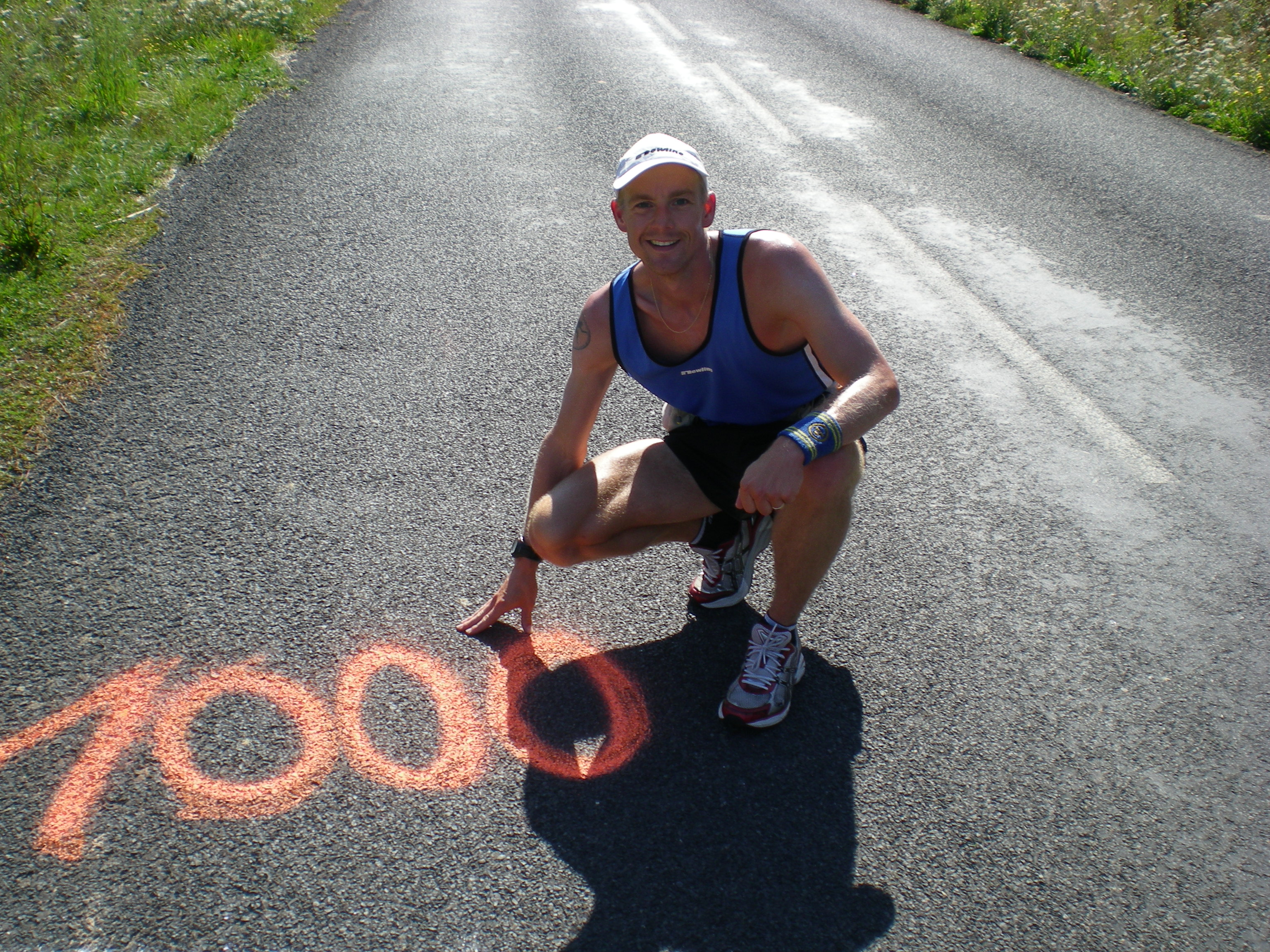 1000 kilometers